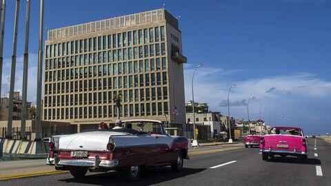 Ambassade américaine à Cuba