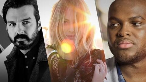 Damien Robitaille,Marie-Mai et Yao  seront en spectacle Au FFO 2018