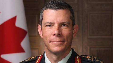 Le major général québécois Dany Fortin.
