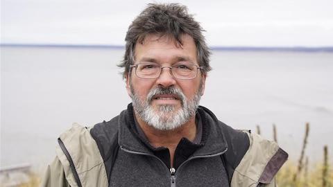 Le directeur général du Parc Nature de Pointe-aux-Outardes, Denis Cardinal.
