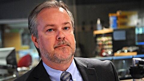Denis Gallant passerait du BIG à l'Autorité des marchés publics
