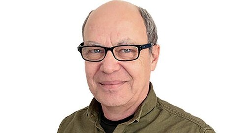L'animateur de radio Denis Grondin