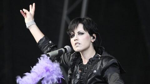 En concert lors d'un festival à Londres en 2011