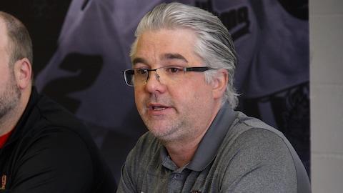 Martin Bernard et Steve Ahern font le point sur la saison 2017-2018 du Drakkar.