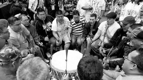 Joueurs de tambour
