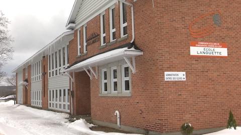 L'école Lanouette de Saint-Antonin est la seule école primaire de la municipalité.
