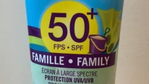 Écran solaire Option+ Famille FPS 50