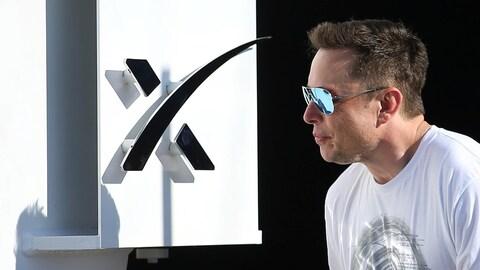 Le fondateur de SpaceX et Tesla Elon Musk