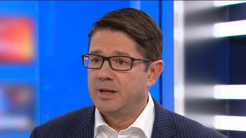 Éric Martel, PDG d'Hydro-Québec