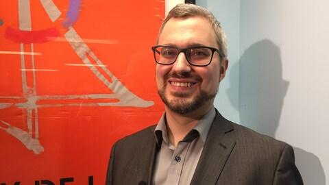 Monsieur Éric Mathieu Doucet