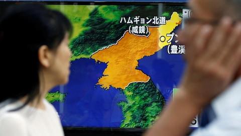 Des scientifiques du monde entier tentent de déterminer si le séisme de samedi en Corée du Nord est le résultat d'un essai nucléaire.