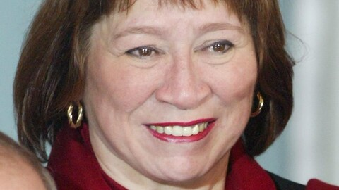 Ethel Blondin-Andrew en décembre 2003 à Ottawa