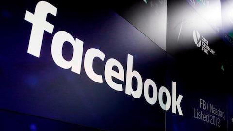 Le titre Facebook s'effondre à la bourse.