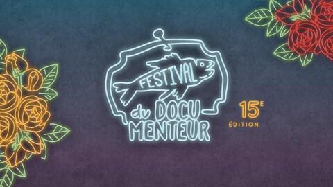 Une affiche du Festival du DocuMenteur en Abitibi-Témiscamingue indique qu'il s'agit de la 15e édition.