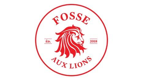 Logo de la 7e édition de la Fosse aux lions