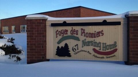 Le Foyer des Pionniers à Hearst