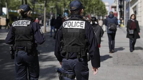 La police a procédé à l'arrestation de la présumée auteure de l'attaque