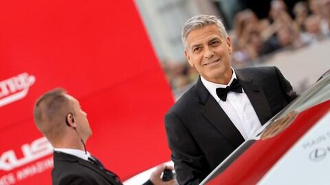 Près de 20ans après  Urgences , George Clooney reviendra au petit écran