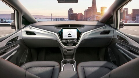 The Cruise AV is designed to operate safely on its own, with no driver, steering wheel, pedals or other manual controls when it goes on the road in 2019.