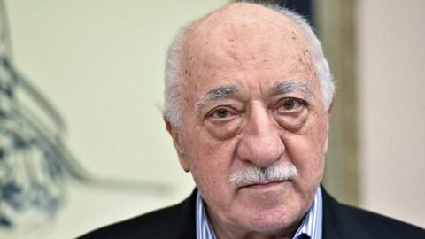 Fethullah Gülen, le religieux musulman accusé par la Turquie d'avoir orchestré le coup d'État du 15 juillet.