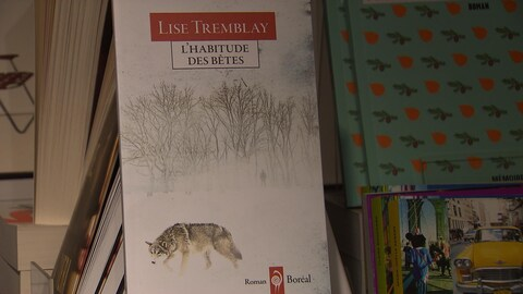 Le roman « l'habitude des bêtes » de Lise Tremblay