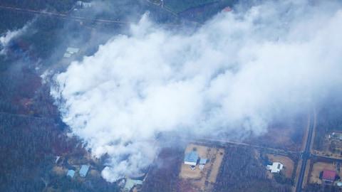 L'éruption du Kilauea a débuté le 3 mai, des milliers de personnes ont évacué leur maison.