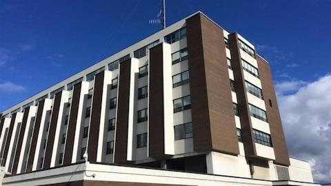 Le Centre hospitalier de Rouyn-Noranda