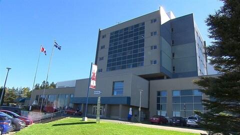 Hôpital de Sainte-Anne-des-Monts
