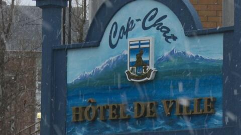 Hôtel de ville de Cap-Chat