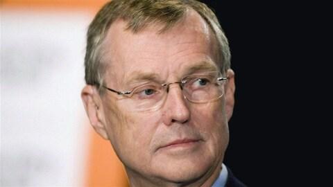 Ed Clark, ex-PDG de la Banque TD