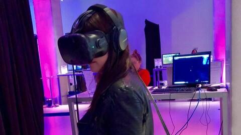 La réalité virtuelle et les jeux vidéo seront présents cette année au festival imagineNATIVE.