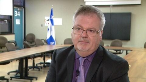 Jacques Boissonneault, président-directeur général, Centre intégré de la santé et des services sociaux de l'Abitibi-Témiscamingue.
