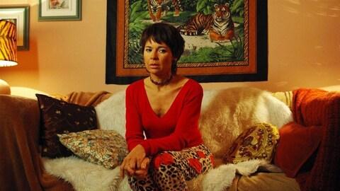 Anne Dorval dans le film « J'ai tué ma mère », de Xavier Dolan