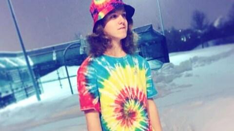 Jason Delisle, 15 ans