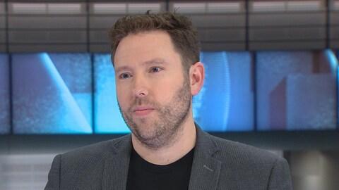 Jean-François Gagné, cofondateur et PDG d'Element AI