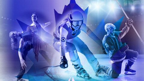 Image titre des Jeux du Canada à Red Deer.