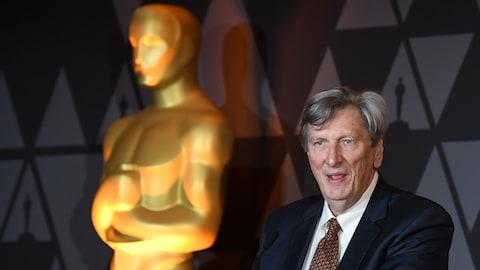 Le président de l'Académie des arts et sciences du cinéma John Bailey