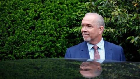 John Horgan, premier ministre de la C.-B.