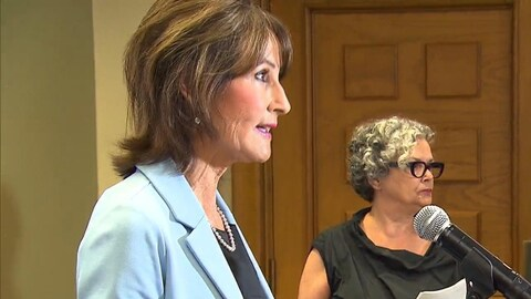 La ministre de l'Immigration, de la Diversité et de l'Inclusion, Kathleen Weil