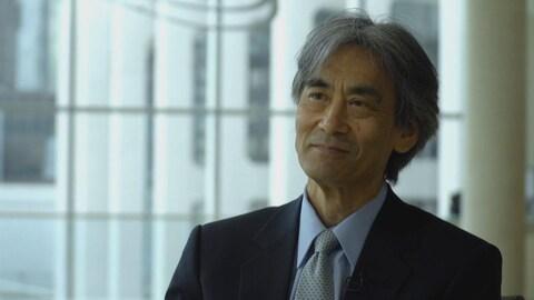 Kent Nagano, en entrevue pour le segment « 5 minutes avec... »