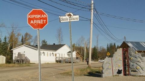 La communauté algonquine de Kitcisakik, en Abitibi