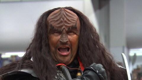 Un klingon