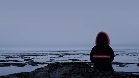 L'affiche du documentaire « Là où je vis »