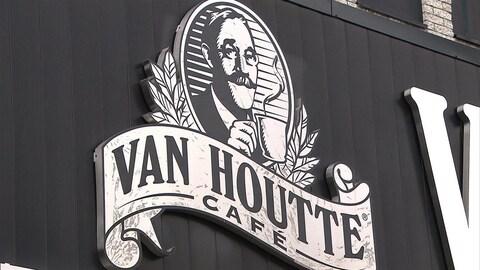 Van Houtte, une des chaînes du réseau Groupe d'alimentation MTY