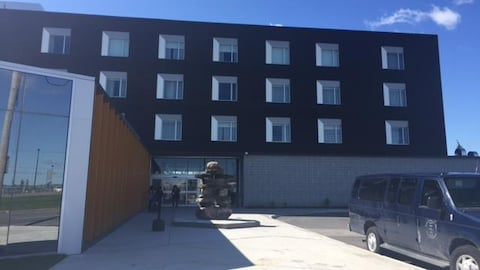 La maison d'hébergement Ullivik