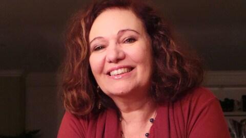 Portrait de Marcelle