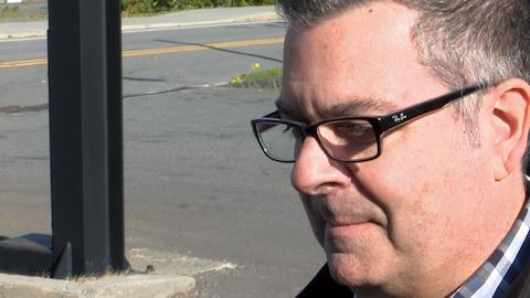 Le conseiller municipal Mario Bastille.