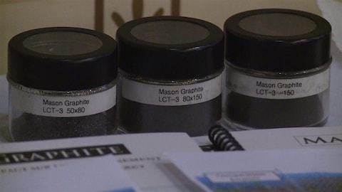 Mason Graphite a mené une étude pour implanter une usine de deuxième transformation à Baie-Comeau.