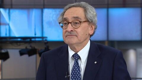 Michael Sabia, PDG de la CDPQ