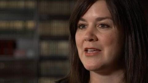 Michelle O'Bonsawin en entrevue